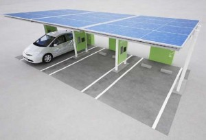 Toyota-Solar-Charging-Station-for-Electric-Vehicles