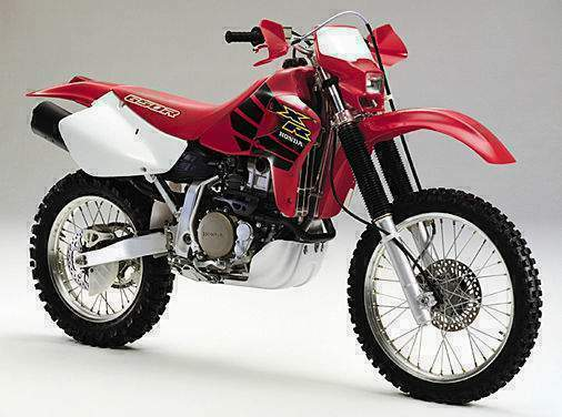 Billig cool endurosykkel, rent hypotetisk. - Page 7 Honda-XR650R-02